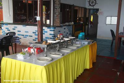 Ramadán Palau Tioman - Viaje a Malasia