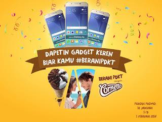 Info Kuis - Kuis Video #beraniPDKT Berhadiah 3 (tiga) buah Samsung Galaxy A8