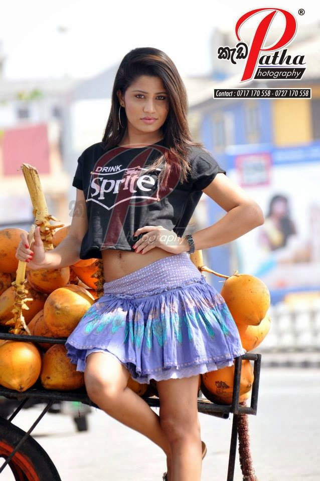 Oshadi Himasha Hot king coconut