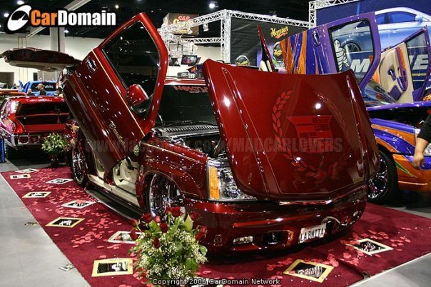 Most Reliable Cars: Fully Modified Cadillac Escalade ESV