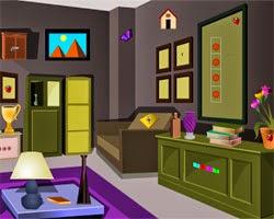 Juegos de Escape Niece Home Escape