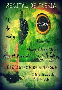 Recital a Guissona