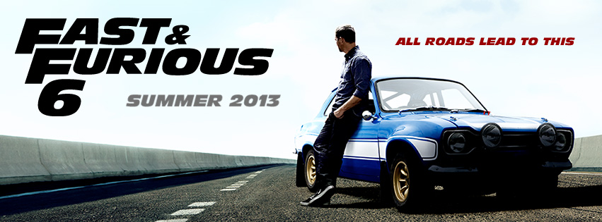 Official Theatrical Trailer: Fast and Furious 6 (2013)