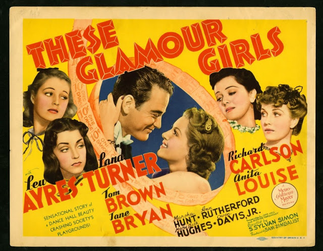 These Glamour Girls (1939)