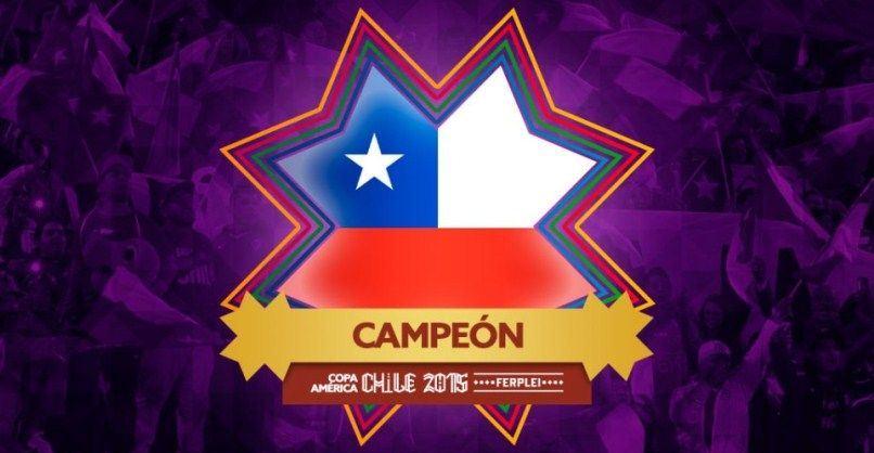 Copa América 2015, Final: Chile vs Argentina.