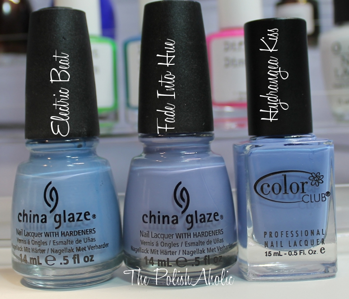 China Glaze Boho Blues, Free Shipping at Nail Polish Canada