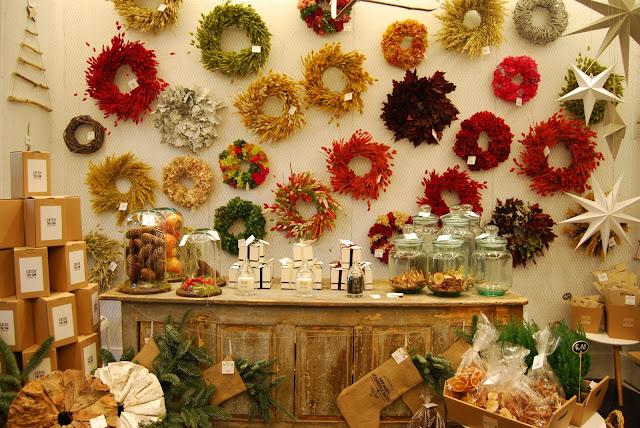 the hovse, compras Slow en Navidad en Madrid