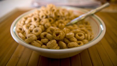 Cheerios (Credit: culpfiction) Click to enlarge.