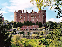 Powis Castle (National Trust), photo taken by Alexander Forst-Rakoczy