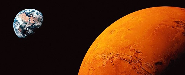 Seat of Mars