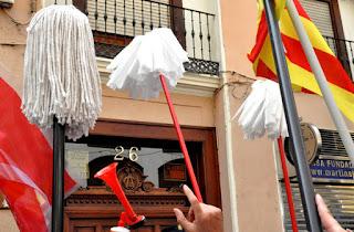 Convenio de limpieza: abocadas a la precariedad