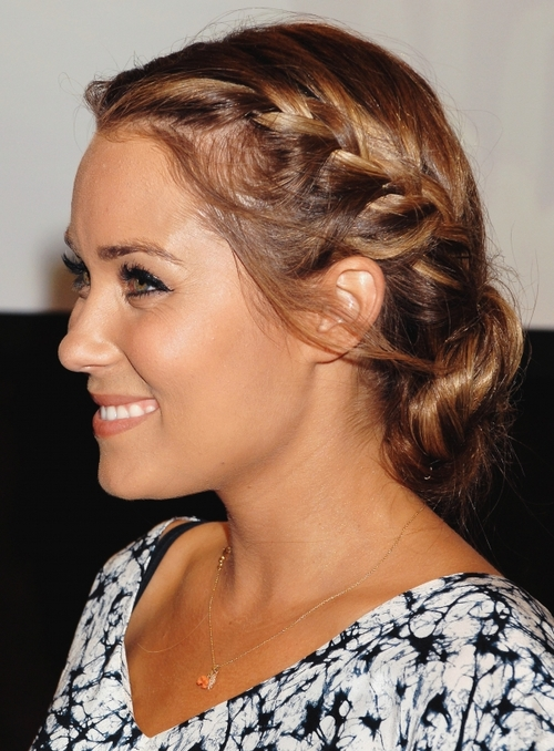 Lauren conrad braid