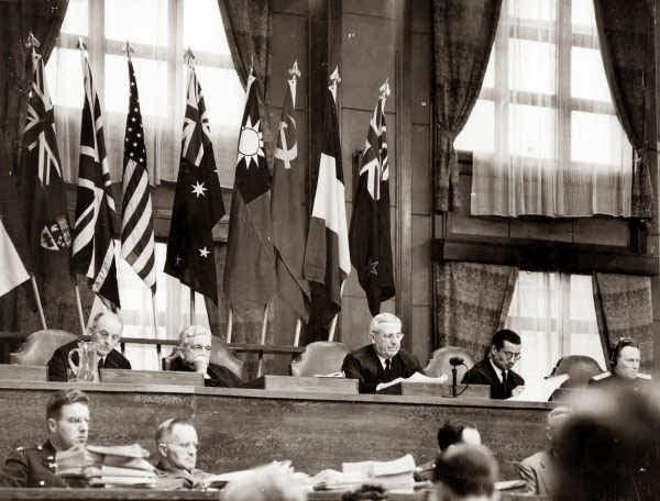 Mahkamah tribunal perang dunia kedua