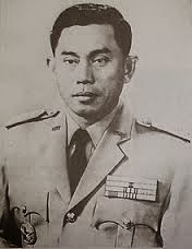 Tokoh pahlawan national Indonesia Achmad yani