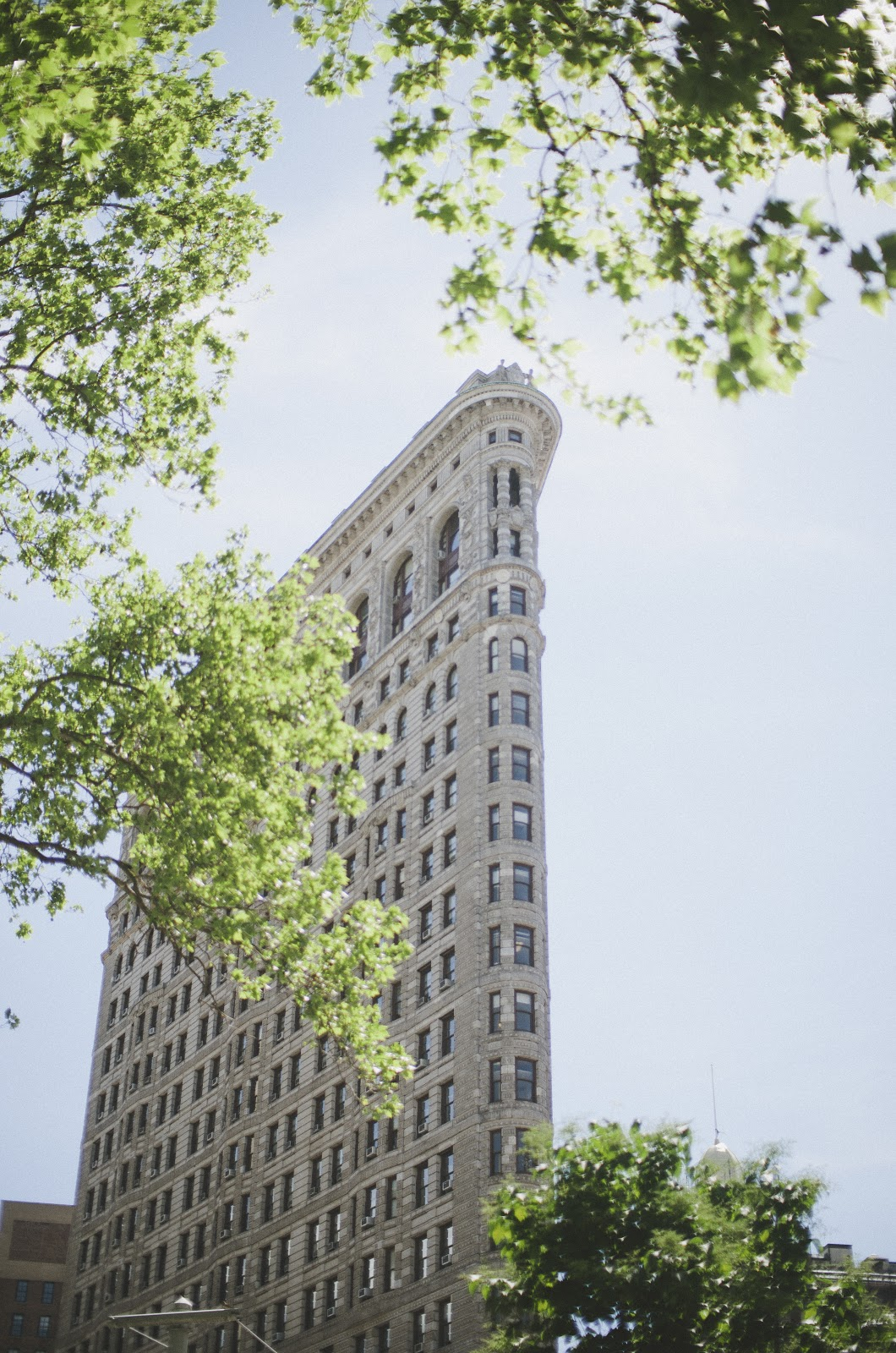flatiron, new york city, architecture, manhattan, building