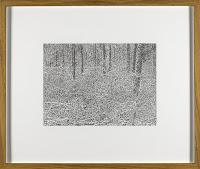 Richard Müller: Winterzeichnung 8