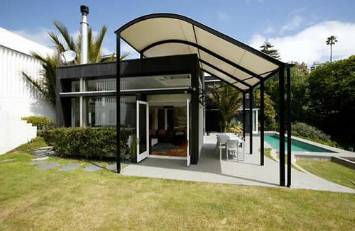 New home designs latest modern canopy ideas for Modern building canopy design
