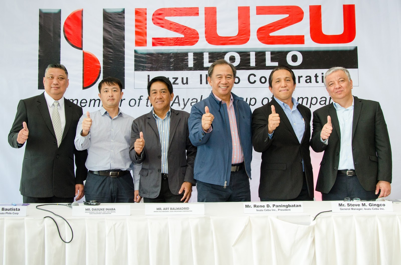 Isuzu brings Truck Fest display in Iloilo