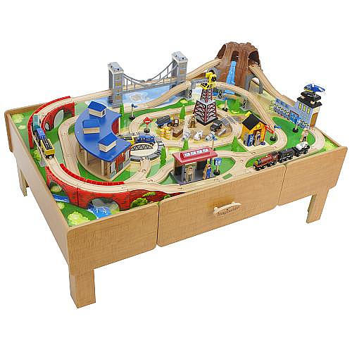 The cent able mom toys r us imaginarium train set and for 10 in 1 game table toys r us