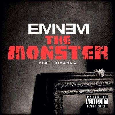 Eminem - The Monster (feat. Rihanna) Lirik dan Video