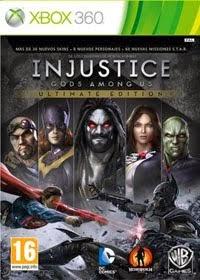 Injustice Gods Among Us: Ultimate Edition (edición con todos los DLCs de la versión original)