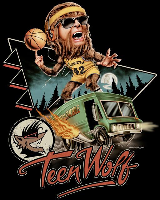 teen wolf t shirts