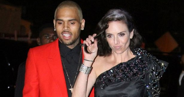 Chris brown dating girl on catfish