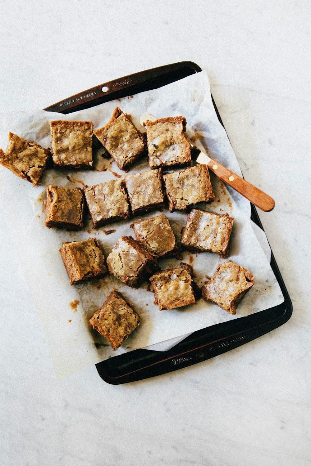 ... blondies chocolate cherry blondies apple hazelnut blondies recipe key