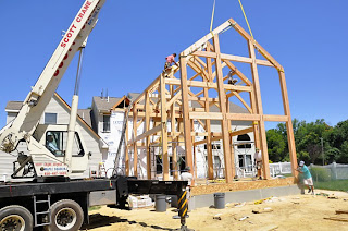 timber frame in new jersey