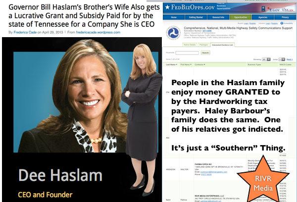 Haslam Family Business FBI & IRS Raid Commentary: