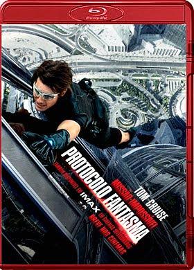 Filme Poster Missão Impossível 4 – Protocolo Fantasma BDRip XviD Dual Audio & RMVB Dublado