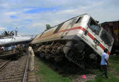 Kalka Express Derailment | Fatehpur, Uttar Pradesh