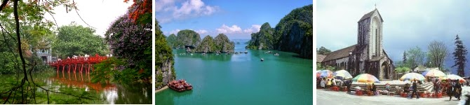 Vietnam stands out as best destination in 2015