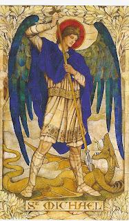Prions avec le Saint père en ce mois d'octobre (+supplique à la Sainte Vierge et à Saint Michel) St_michael