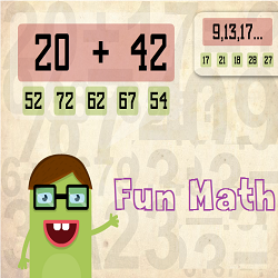 Math Game: Fun Math