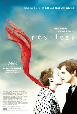 Watch Restless 2011 BRRip Hollywood Movie Online | Restless 2011 Hollywood Movie Poster