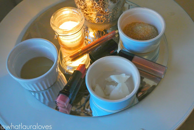 DIY Lip Scrub For Christmas Party Ready Lips