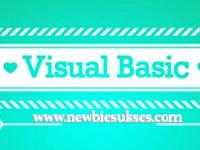 Apa Itu Visual Basic (VB)? Ini Dia Pengertian Visual Basic