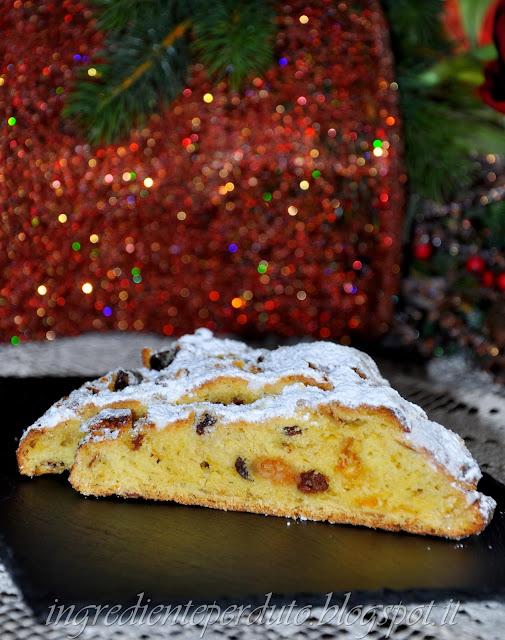 lo stollen per bake the world e #défiboulage