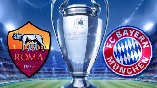 Roma – Bayern Live streaming