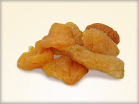 Сушеные персики