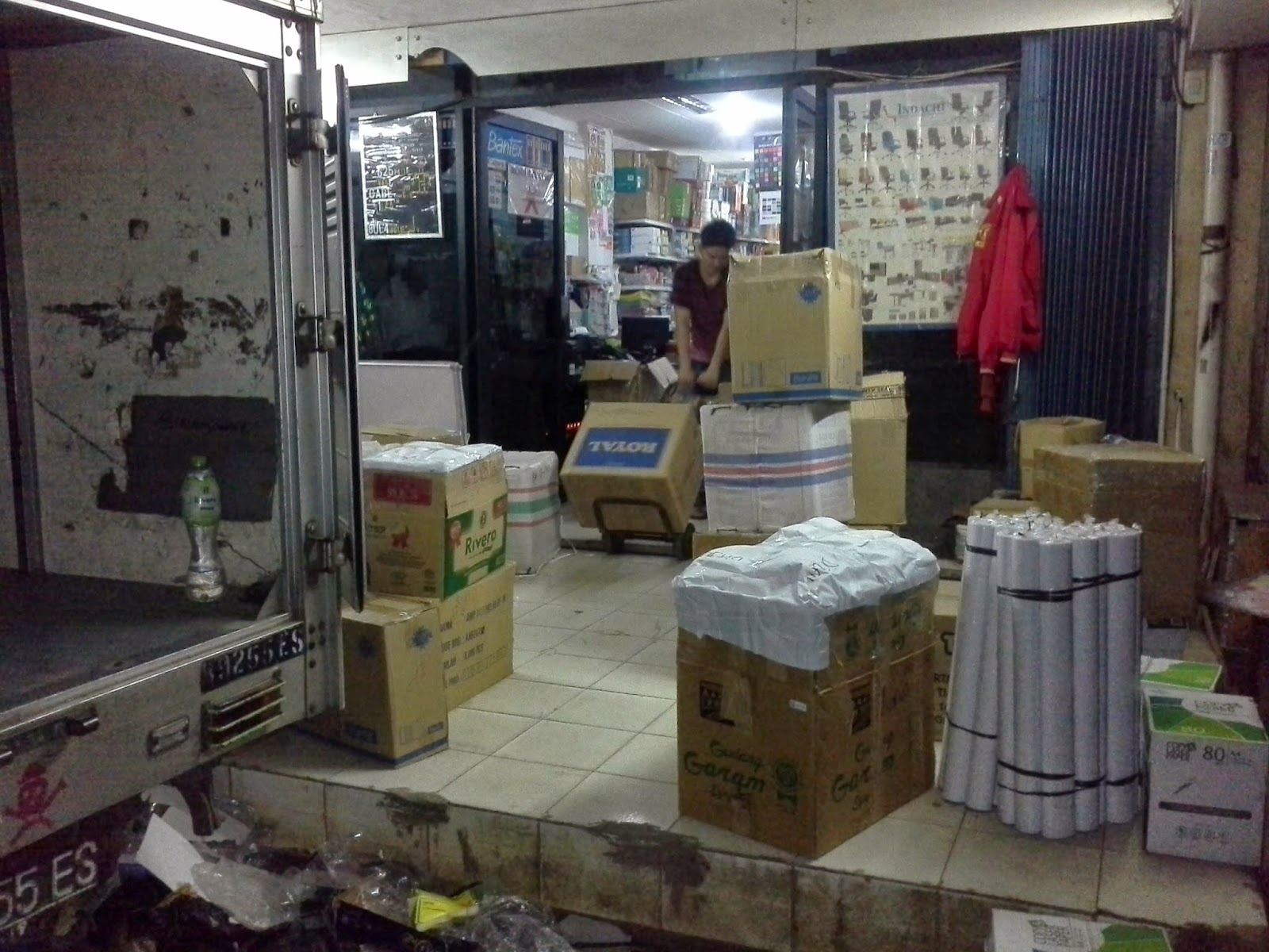 www.hargaalattuliskantor.com : Toko  ATK Sedia Price List Stationery Murah