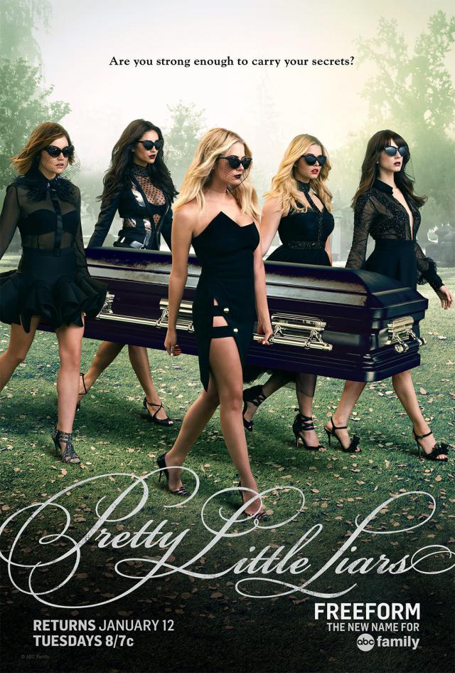"Serie Recomendada: ""Pretty Little Liars"""
