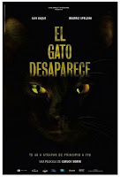 El gato desaparece (2011) online y gratis