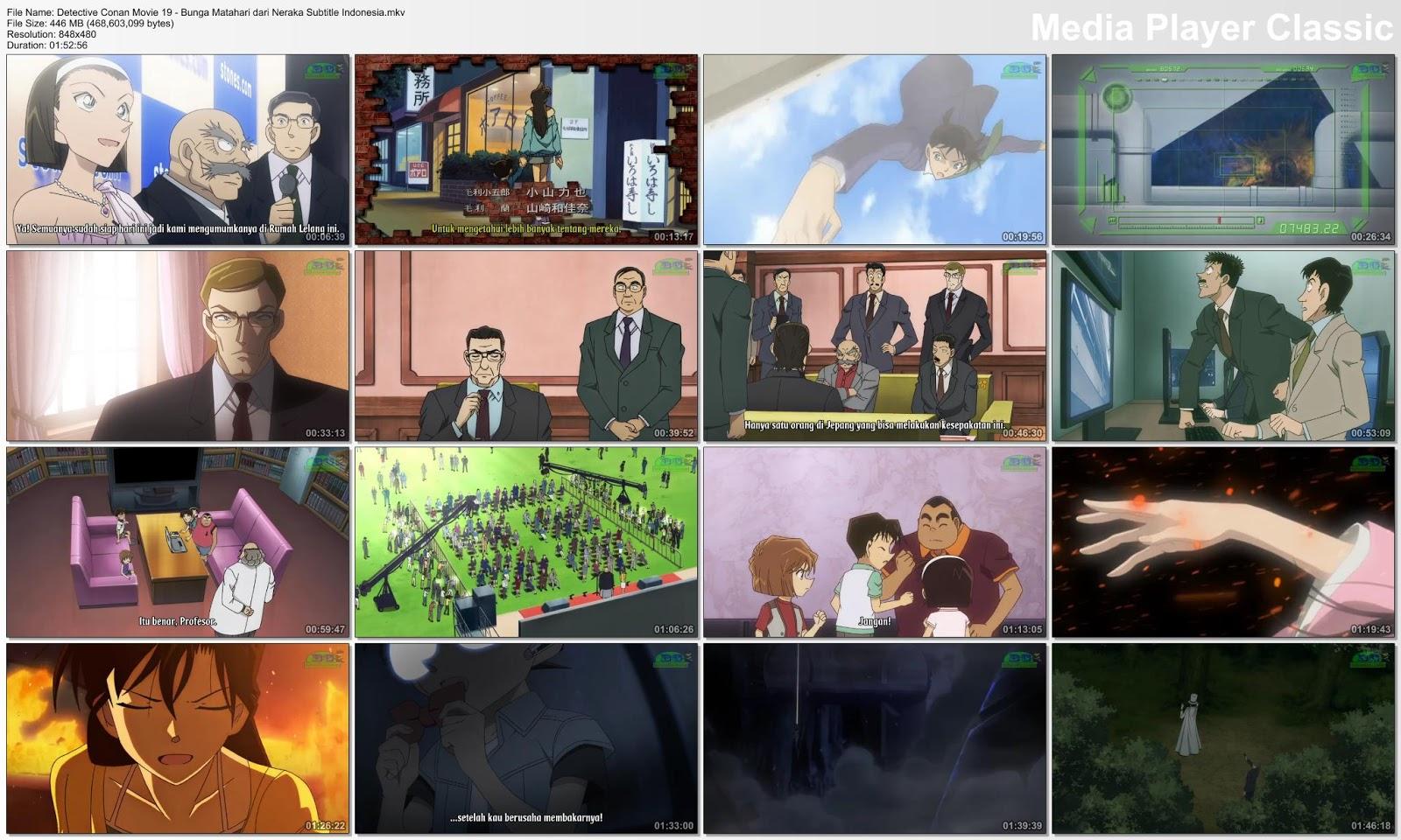Download Detective Conan Movie 13 Subtitle Indonesia Mkv