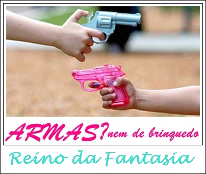 Não dê armas às crianças!!