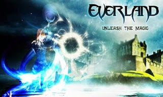 Screenshots of the Everland: Unleash the magic for Android tablet, phone.