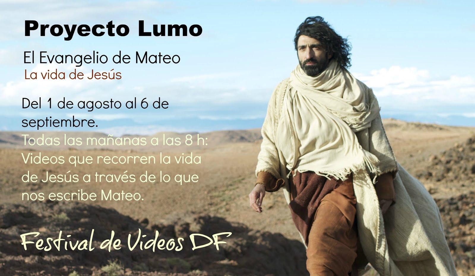 FESTIVAL DE VIDEOS DF - LA VIDA DE CRISTO