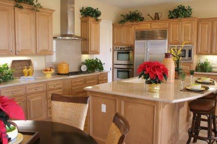 El hogar bricolgage y decoraci n decora la cocina for Decoracion de interiores cocina americana