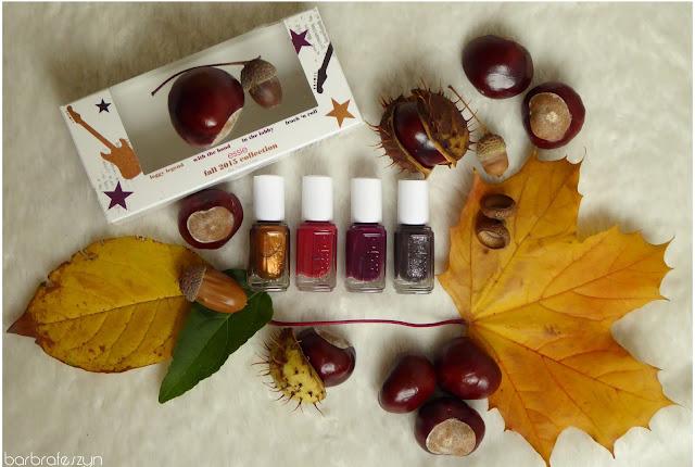 Essie kolekcja jesień 2015